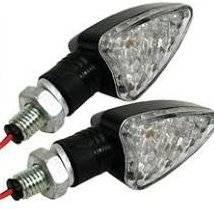 New Items - FastMinis - Fast50s Universal Blinkers - Honda Grom MSX125