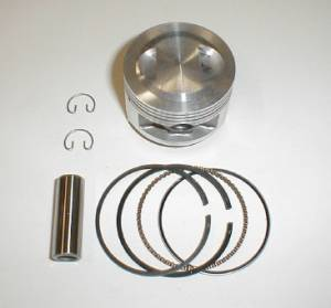 Trail Bikes Piston Kit - 88cc - For Stock Honda 50 Head
