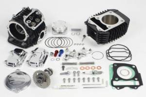 Honda Grom - MSX125 - Takegawa - Takegawa 181cc Super Head 4 Valve +R Bore Up Kit - Honda GROM   MSX125