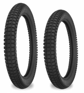 Kawasaki KLX125 - Suzuki DRZ125 - Shinko Tires - Shinko SR241 Series Tire, Single or Set - 19 Inch   16 inch