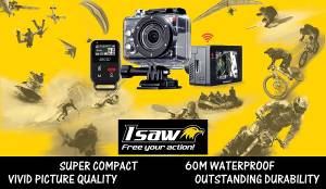 ISaw - ISAW EXtreme High Definition Action Sport Camera - Image 4