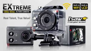 ISaw - ISAW EXtreme High Definition Action Sport Camera - Image 5