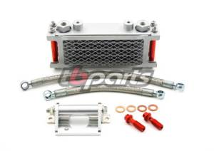 Trail Bikes Oil Cooler Kit - Honda Grom  MSX125