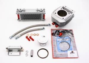 Compleet 186cc Big Bore with Oil Cooler Kit!