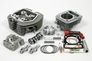 Honda XR100 - CRF100  - Takegawa - Takegawa SuperHead(+R) Bore Up Kit - Ape100/XR100 / CRF100 MOTARD (120cc)