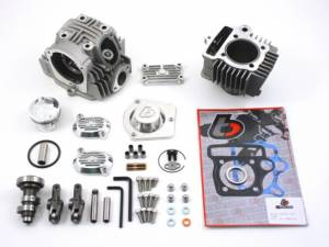 Trail Bikes 88cc Big Bore Kit + V2 Race Head -  50s & 70s