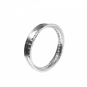 Silver 12 or 14 Inch hoop