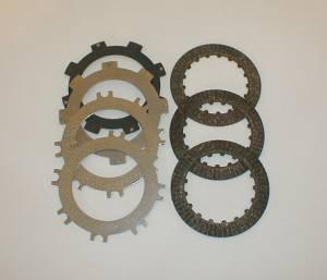 Honda CRF150 - CRF230 - Trail Bikes - Trail Bikes H-D AUTO CLUTCH - DISK/STEEL KIT - Z50 XR50 CRF50 & PIT BIKES