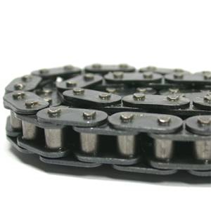 D.I.D. Racing Chain - D.I.D. Mini Bike Cam Timing Chain, XR/CRF100, 110 90 Link - Image 2