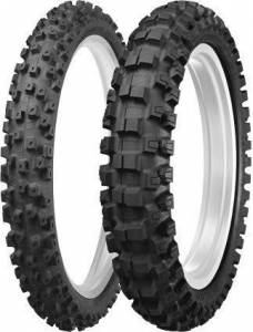 Kawasaki KLX125 - Suzuki DRZ125 - Dunlop - Dunlop MX52 Geomax Intermediate Terrain Tires - Front and/or Rear