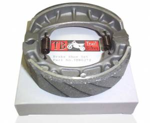 Honda CT70 - ATC70 - TRX70 - TRX70  - Trail Bikes - Trail Bikes Brake Shoe Set - Z50 (K0-79)  CT70 (K0-82)  SL70   XL70  XR75