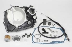 Takegawa - Takegawa Grom Special Clutch cover kit with integrated oil filter