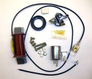 Trail Bikes Stator Assembly - Honda Z50 1979-87