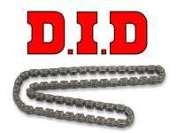 D.I.D. Racing Chain - D.I.D. Mini Bike Cam Timing Chain, XR/CRF100, 110 90 Link