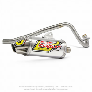 Honda XR50 - CRF50 - APPEARANCE - Fast50s - Pro Circuit T-4 Exhaust System XR/CRF50 '2000-Present