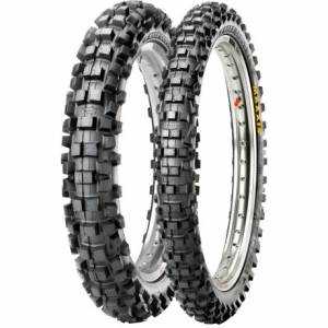 Kawasaki KLX125 - Suzuki DRZ125 - Fast50s - Maxxis Maxxcross IT Intermediate Terrain Tires - Front and or Rear