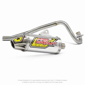 Yamaha TTR110 - Fast50s - Pro Circuit T-6 Exhaust Honda TTR110
